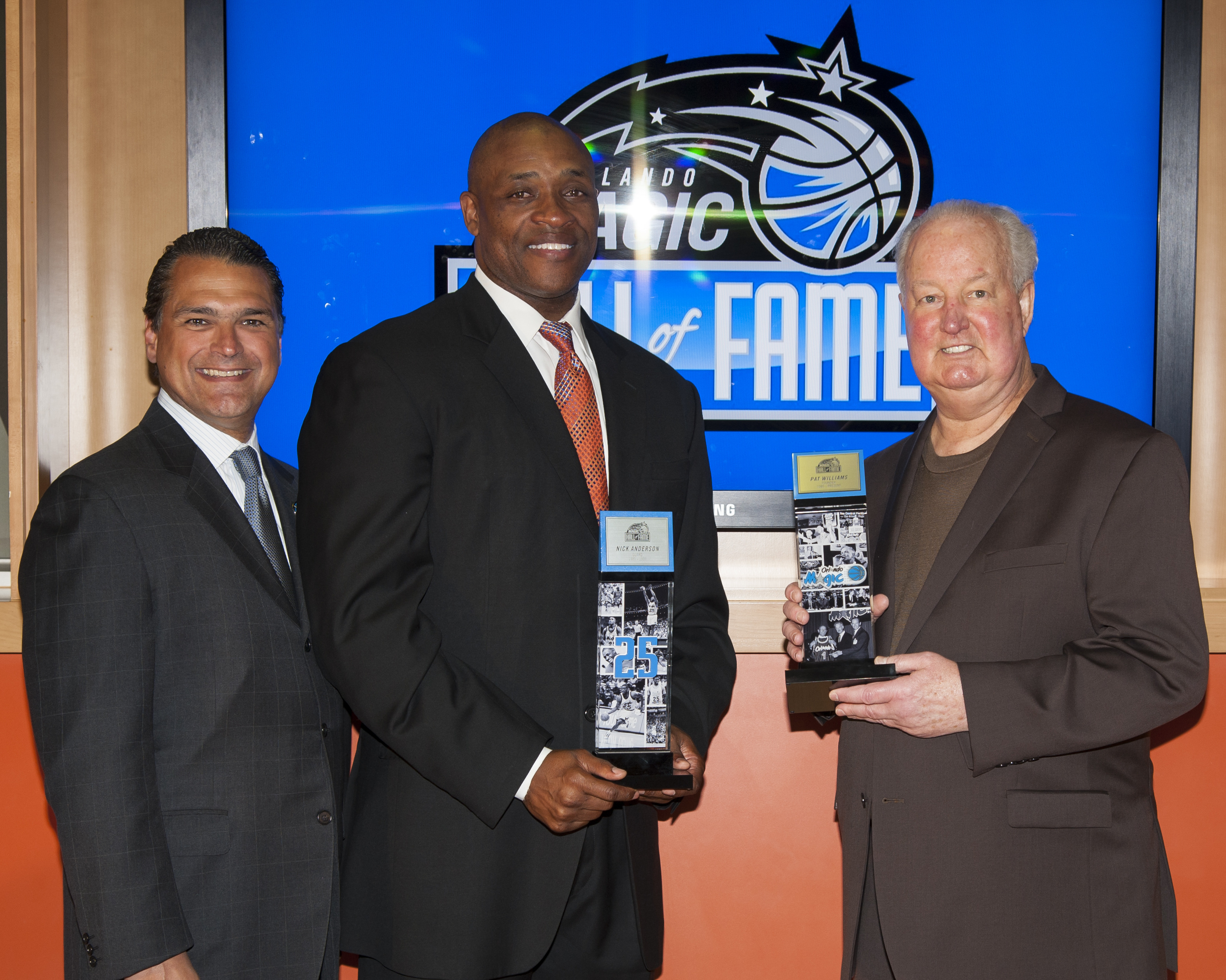 Orlando Magic Announce Inaugural Hall ...
