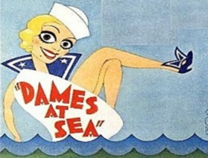 Dames At Sea!